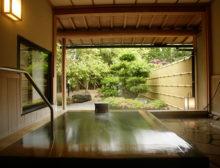 西離れ庭園露天風呂